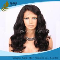 Wholesale 18-22 inch 360 Full Lace Wigs , 360 Brazilian Virgin Hair Full Lace Fake Hair from china suppliers