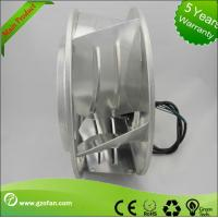 Wholesale Backward Curved EC Centrifugal Fans Blower For Equipment Cooling CE Approved from china suppliers