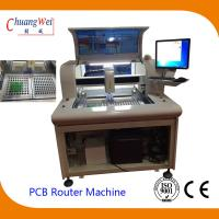 Wholesale High Efficient PCB Singulation Circuit Board Router Equipment from china suppliers