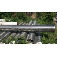 Wholesale Stainless Steel 304 Johnson Wire Screen Pipe , Johnson Filter Screen from china suppliers
