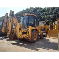 Wholesale Made in UK JCB 3CX Backhoe Loader from china suppliers