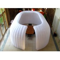 Quality Oxford Cloth White Inflatable Tent/ Inflatable Office for Exhibition And Advertisement for sale