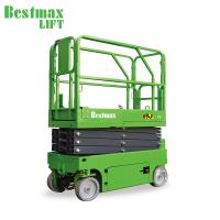 China 450 kg Load Self Propelled Electric Scissor Lift with CE for sale