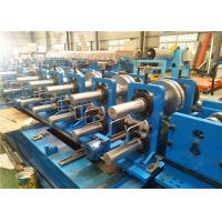 China Low Noise CZ Sections C80-300 Purlin Machine With 18 Steps Forming Station for sale