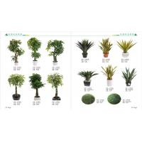 Wholesale artificial plant artificial art flower artificial green trees from china suppliers