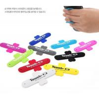 Latest style hot selling novelty Touch-u One Touch Silicone holder cellphone Holder stand for sale