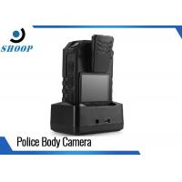Wholesale LTE 3G / 4G Wireless Police Body Cameras For Law Enforcement GPS 32GB 4000mAh from china suppliers