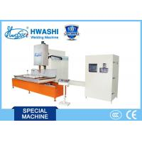Wholesale HWASHI 160KVA CNC Automatic Stainless Steel Kitchen Sink Seam Welding Machine from china suppliers