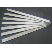 Wholesale Molybdenum TZM Alloy Bars , Moly Alloy Spuare Bars Surface Machined / Black from china suppliers