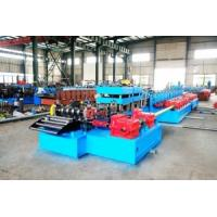Buy cheap National Standards Institute Freeway Guardrails Cold Roll Forming Machinery from wholesalers