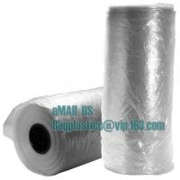 Wholesale LDPE film on roll, laundry bag, garment cover film, film on roll, laundry sacks from china suppliers