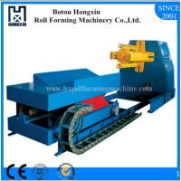 China Roofing Metal Rolling Equipment, PLC Control Sheet Metal Forming Equipment on sale