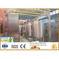 200L/batch Small Turnkey Craft Beer Machine CFM-B-01-200L ISO9001 Certification for sale