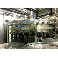 Wholesale Carbonated Drink Filling Machine / Carbonated Water Filling Plant 5000kg from china suppliers