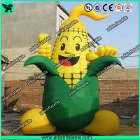 Wholesale Vegetable Events Inflatable Replica Advertising Inflatable Corn Model from china suppliers