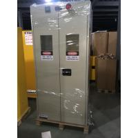 Wholesale Green Lockable Drum Storage Containers Ventilated Single Cylinder For Laboratory from china suppliers