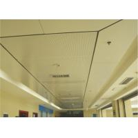 China Commerical 600 x 600 Clip In Ceiling Tiles for sale