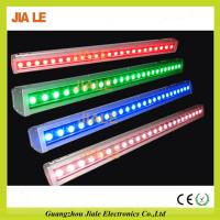 Wholesale Automatic / Maser / Slave Control 72W 24pcs 3 in 1 LED Bar Light / RGB LED Wall Washers from china suppliers