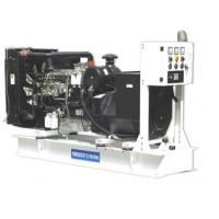 Yangdong Engine Diesel Standby Generator , 3 Pole MCCB Home Standby Generator for sale
