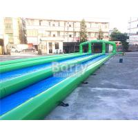 Wholesale Customized Size Giant Inflatable Slide For Kids / Adults 3 Years Life Span from china suppliers
