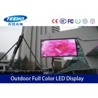 Wholesale IP65 Full Color LED Advertisement Display For Outdoor Street , P20mm LED Display from china suppliers