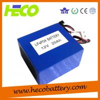 China 12V 20AH Lithium Battery Module Long Cycle Life Environmental Friendly on sale