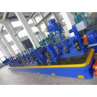 Wholesale High Precision Q195 / Q235 Straight Seam Welded Tube Mill Line ZG165 from china suppliers