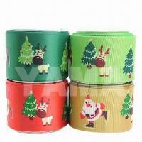 China Christmas Decoration, Includes Christmas Ribbon, Hair Bows, and Christmas Gift Package Bows on sale