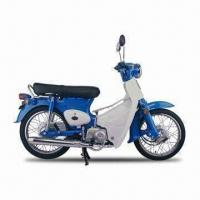 Buy cheap 110cc Cub Motorcycle with Low Gasoline Consumption, Stable and Powerful Engine from wholesalers
