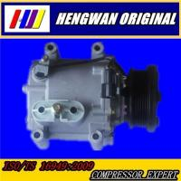 Quality car ac 12V air compressor for Ford Thunderbird (05-02)/Jaguar S-Type (08-03)/Lincoln LS (06-00 for sale