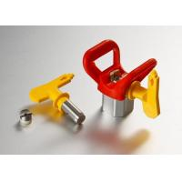 Buy cheap Airless Paint Spray Gun Tips With Tip Base , Spray Equipment Parts from Wholesalers