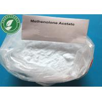 Wholesale Chemical Muscle Building Raw Steroid Powder Methenolone Acetate CAS 434-05-9 from china suppliers