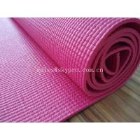 China Customized 3mm Thick Pink EVA Foam Sheet with Embroidery , Laser Engraving on sale