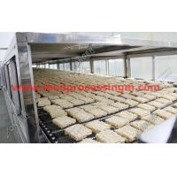 Wholesale Automatic Fried Instant Noodle Production Line with 30000bags/shift  factory design from china suppliers