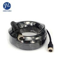 Buy cheap Waterproof IP67 Aviation 4 PIN 12MM Male To Male Cable For Heavy Duty Vehicles from wholesalers