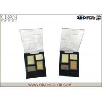 Buy cheap Simple and generous Four colors eye shadow,simple package and easy coloring from wholesalers