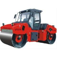 China LTC Hydraulic double driver vibratory roller on sale