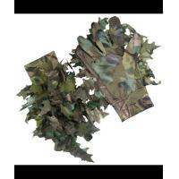 Buy cheap 3D Camouflage Suit With 3D Printed Grip Pattern Nylon Taffeta Sneaky Lycra Gloves For All Size from wholesalers