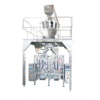 Wholesale Plastic Bag Granule Packing Machine , PLC Control Auto Weighing Packing Machine For Nuts from china suppliers