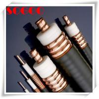China 1/2 1-1/4 1-5/8 RF Andrew Feeder Cable Foam PE Insulation Material on sale