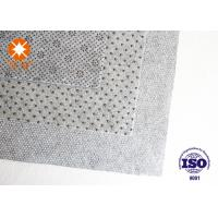 Wholesale Grey Nonwoven Needle Punched Felt / 100% Polyester Felt Fabric Eco Friendly from china suppliers
