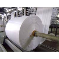 Wholesale Fireproof PP Polypropylene Banner Material , Woven Pp Fabric For Latex Or UV Printing from china suppliers