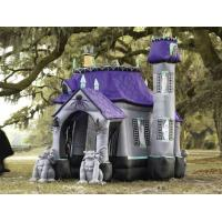 Wholesale Halloween Inflatable Haunted House Halloween Party Decoration Advertising Inflatables from china suppliers