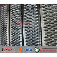 Quality Crocodile Safety Grating/Crocodile Stair Treads for sale
