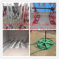 Wholesale Cable drum trestles  made of cast iron  Jack towers from china suppliers