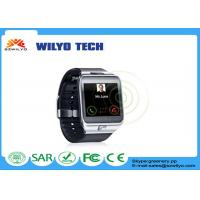 China WG2 Bluetooth Smartwatch , Waterproof  Watch Phone Heart Rate Monitor Infrared Control on sale