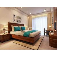Buy cheap Modern 3 - 5 Star Hotel Furniture Sets With Wood Panel or Laminate from wholesalers