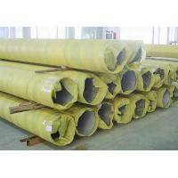 Welded Stainless Steel Seamless Pipes ASTM A312 / A312M TP316 , TP316L With 1