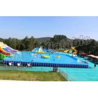 Wholesale Popular Inflatable Water Activities , Amusement Water Parks With CE Certificate from china suppliers