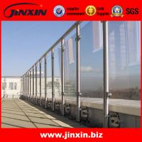 Wholesale JINXIN stainless steel concrete balusters for balcony railing from china suppliers
